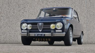 Alfa Romeo Giulia 1300 Ti