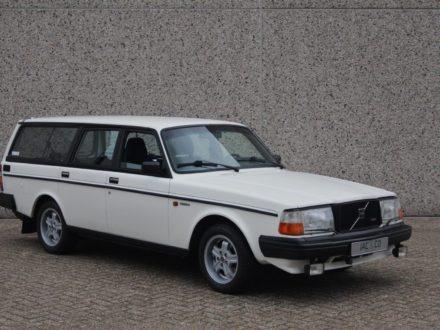 Volvo 245 GLT 2.1 Turbo