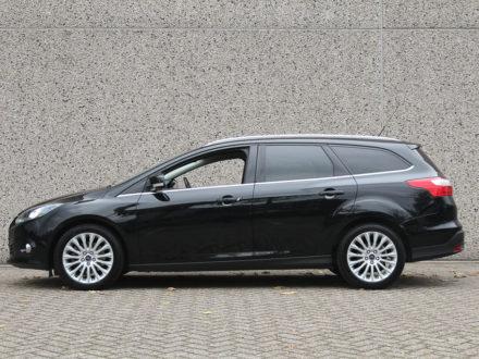 Ford Focus Wagon 1.6EcoBoost Titanium