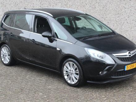 Opel Zafira 1.4 Turbo 7pers