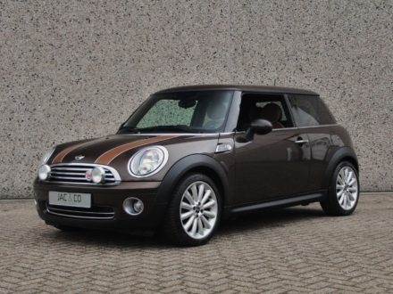 Mini Cooper Mayfair 1.6