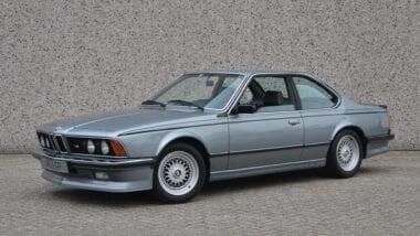BMW M 635CSi E24