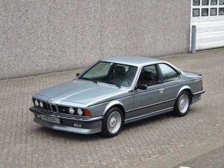 BMW M635CSi M-Technic
