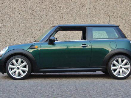 Mini Cooper 1.6 120