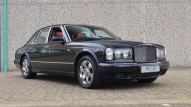 Bentley Arnage Red Label 6.75 Turbo