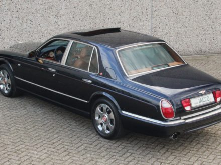 Bentley Arnage Red Label 6.75 Turbo