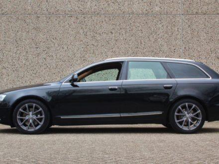 Audi A6 Avant 2.8FSi V6 S-Line