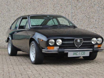 Alfa Romeo Alfetta GTV 2000
