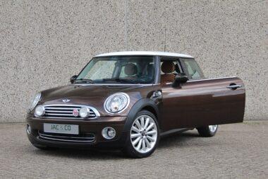 Mini Cooper Mayfair 120pk