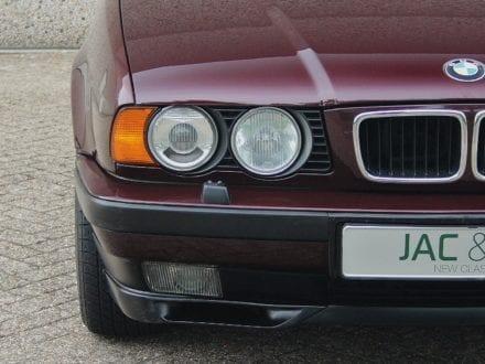 BMW 540i V8 e34 Aut.