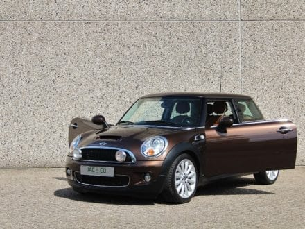 Mini Cooper S Mayfair 185pk