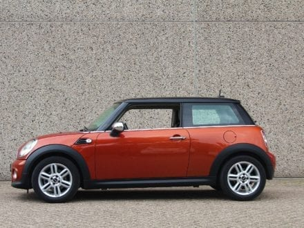 Mini Cooper 1.6 122pk 10Years II
