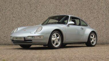 Porsche 911 Carrera 4 Coupe (993)