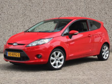 Ford Fiesta 1.25i S-Edition