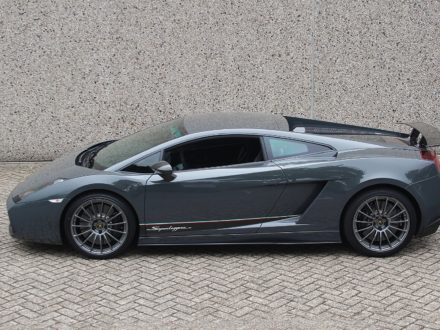 Lamborghini Gallardo Superleggera V10