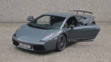 Lamborghini Gallardo Superleggera V10