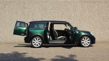 Mini Clubman Cooper 1.6 122pk