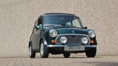 Mini Cooper British Open
