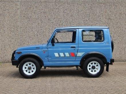 Suzuki Samurai SJ410