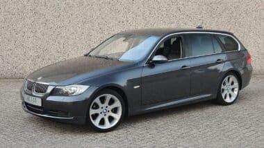 BMW 325i Touring High Exec. Aut.
