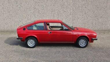 Alfa Romeo Sud Sprint Veloce 1.5