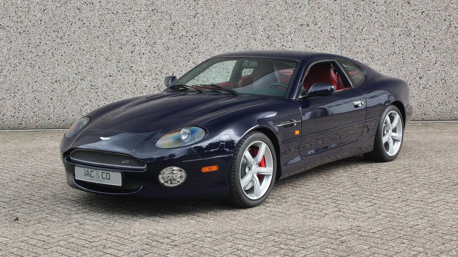 Aston Martin Db7 Gt Jac Co