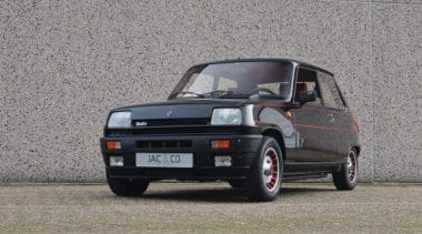 Renault 5 Alpine Turbo