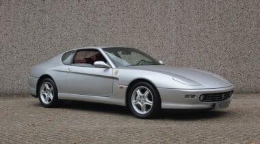 Ferrari 456M GTA 5.5 V12