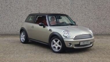 Mini Cooper 1.6 120pk