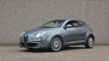 Alfa Romeo Mito 1.4 Turbo 135pk Automaat