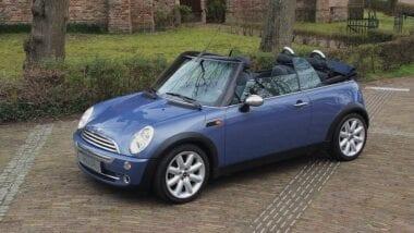 Mini Cooper Cabriolet 1.6
