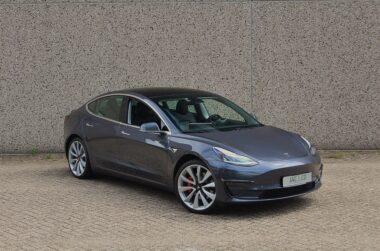 Tesla Model 3 AWD Permormance 513pk