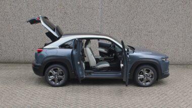 Mazda MX-30 First Edition 100% elektrisch 8% bijtelling incl. BTW