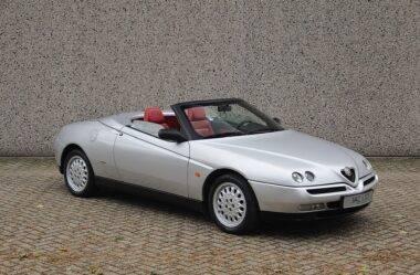 """Alfa Romeo Spider """"916"""" 3.0 V6"""