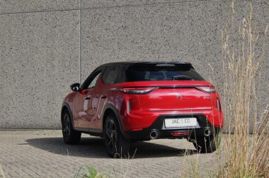 DS 3 Crossback Automaat 1.2 Turbo155pk
